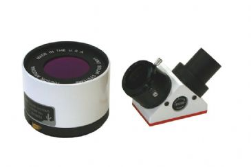 Lunt 50mm Ha Etalon-Filter-System with B1200 blocking filter for 1.25'' focuser